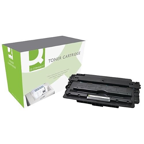 HP 70A Compatible Black Laser Toner Cartridge Q7570A Q-Connect