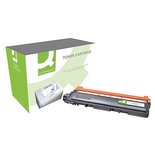 Brother TN230BK Compatible Black Laser Toner Q-Connect