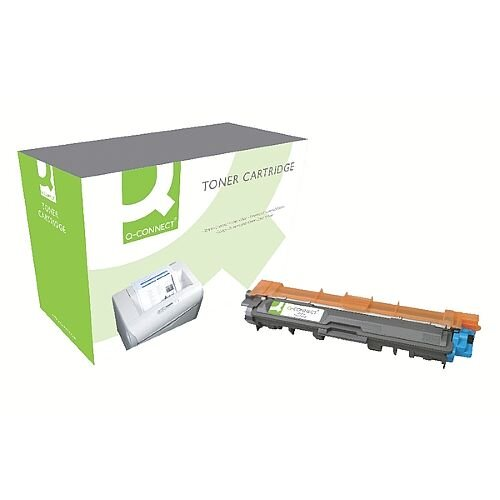Brother TN-241C Compatible Cyan Toner Cartridge TN241C Q-Connect