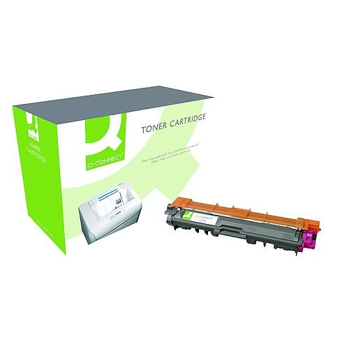 Q-Connect Brother Toner Cartridge TN245M Magenta TN245M-COMP