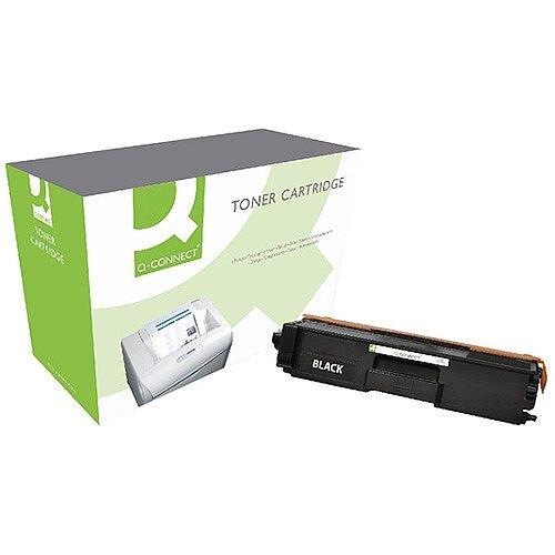 Q-Connect Brother Black Toner Cartridge TN321BK