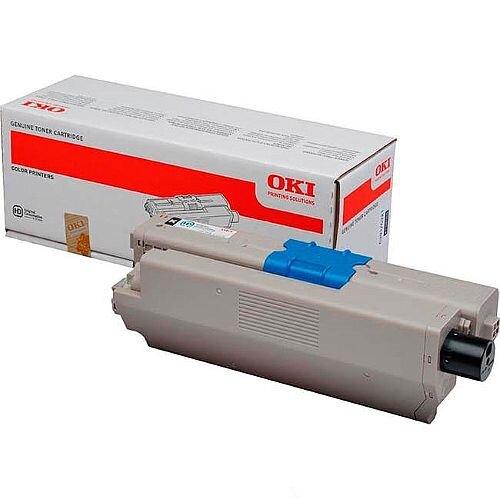 OKI 44973536 Black Toner Cartridge