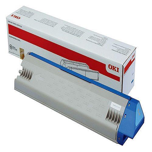 OKI 45536415 Cyan Standard Capacity Toner Cartridge