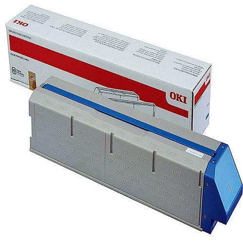 OKI 45536507 Cyan High Capacity Toner Cartridge