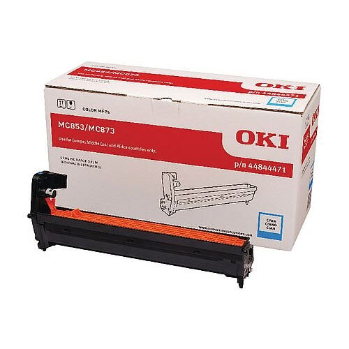 Oki MC853 MC873 Cyan Drum 30000 Page 44844471