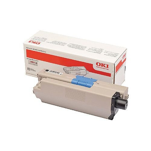 Oki 46508716 Black Toner 1500 pages - Standard yield original Oki toner cartridge - For use with C332 and MC363 printers