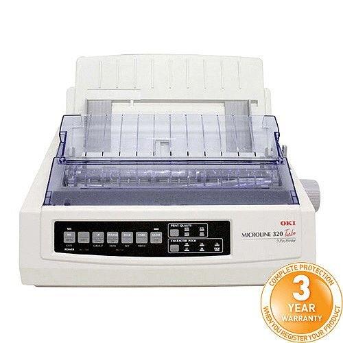 Oki Microline ML320 Elite Dot Matrix Printer