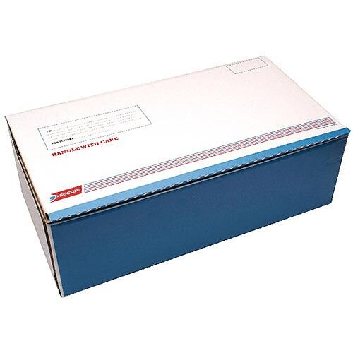 Go Secure Post Box Worldwide Size 475x250x150mm Pack of 15 PB02283