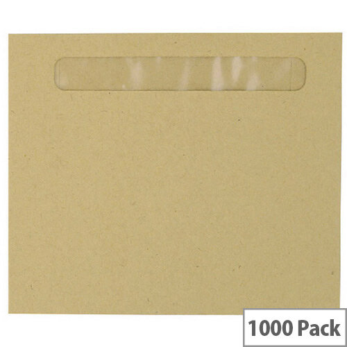 Wage Envelopes Communisis Pegasus Compatible W127xH110mm Box 1000