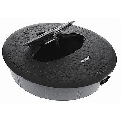 210mm Grey Floor Cable Hive Grommet