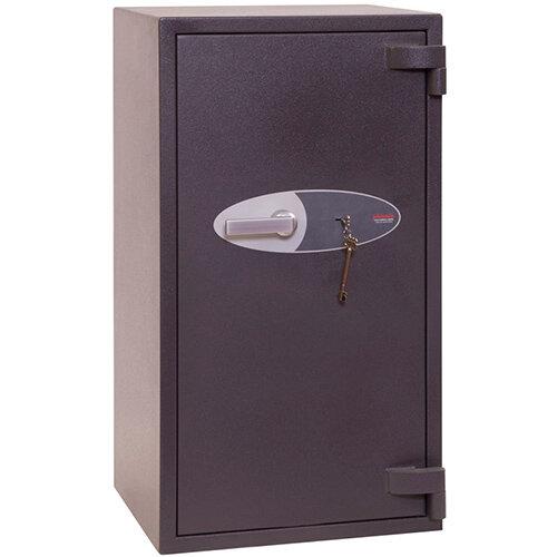 Phoenix Mercury HS2053K 110L Security Safe With Key Lock Grey