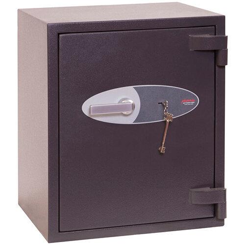 Phoenix Elara HS3552K 69L Security Safe With Key Lock Grey