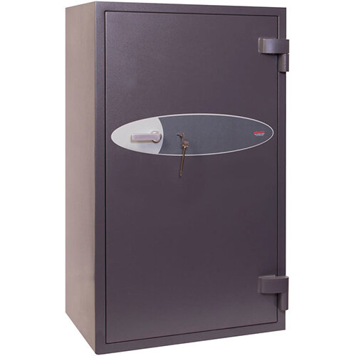 Phoenix Elara HS3555K 330L Security Safe With Key Lock Grey