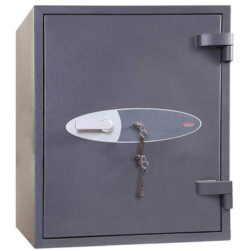 Phoenix Cosmos HS9072K 154L Security Safe With Key Lock Grey