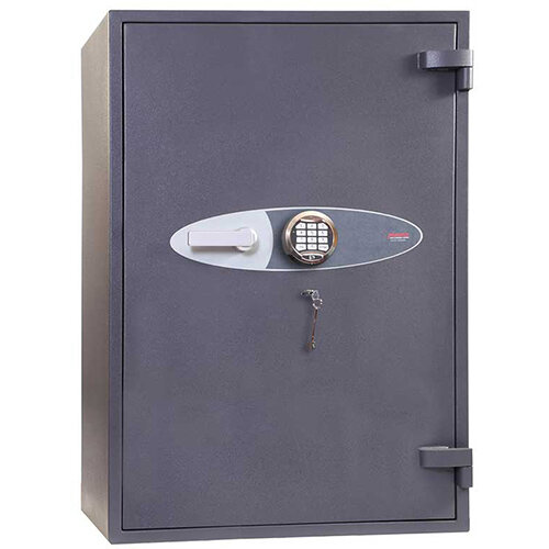 Phoenix Cosmos HS9073E 218L Security Safe With Electronic Lock Grey