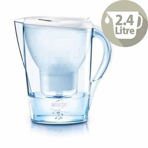 Brita Marella Cool Water Filter Jug 2.4 Litre Capacity BA1711