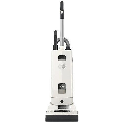 Sebo X7 Automatic ePower Upright Vacuum Cleaner White EB1501