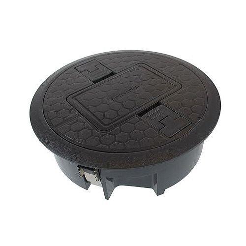 127mm Grey Floor Cable Hive Grommet