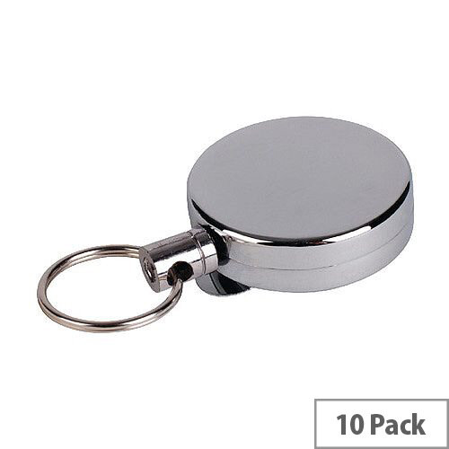 Chrome Badge Reel 8003495