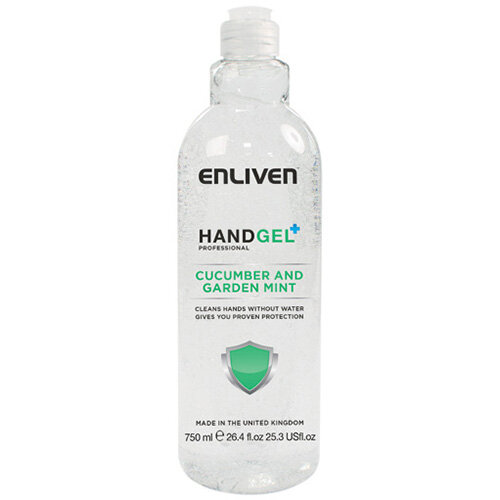 Enliven Hand 750ml Cucumber/Mint Pack of 6 C002774