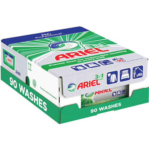 Ariel Professional 3-in-1 Pods Pack of 90 C001573