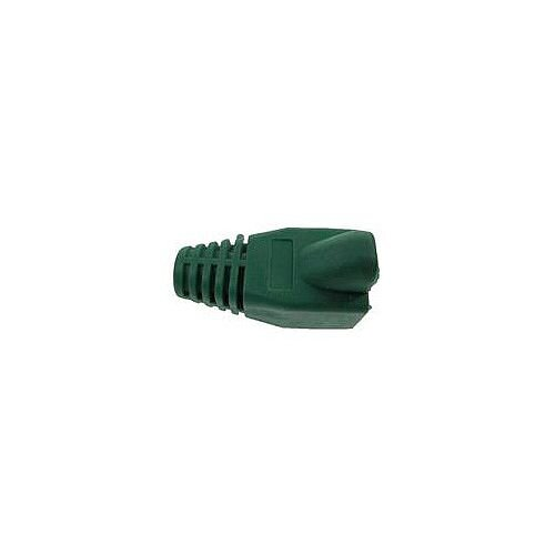 Green RJ45 Boots