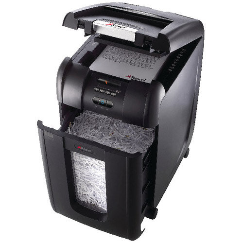 Rexel Auto+ SmarTech 300X Confetti Cut Shredder 2103250S