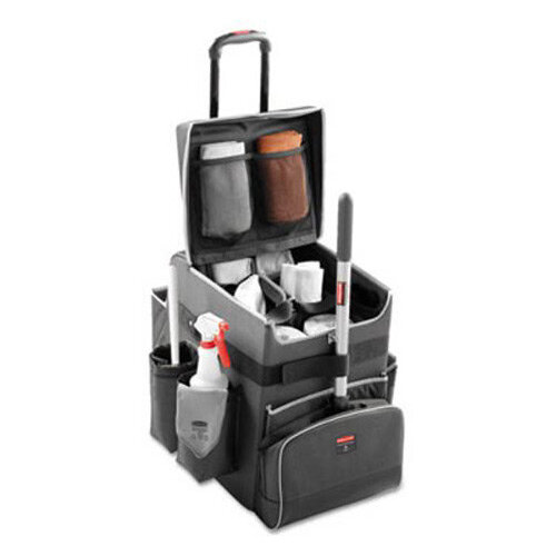Rubbermaid Quick Medium Cart Dark Grey