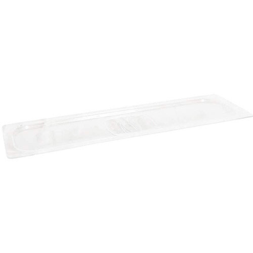 Rubbermaid 2/4 Size Gastronorm Hard Cover For Cold Food Clear
