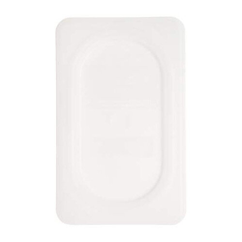 Rubbermaid 1/9 Size Gastronorm Soft Storage Lid White