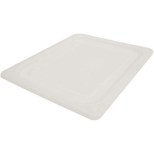Rubbermaid 1/2 Size Gastronorm Soft Storage Lid White