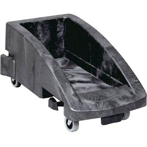 Rubbermaid Trolley for Slim Jim Containers Black
