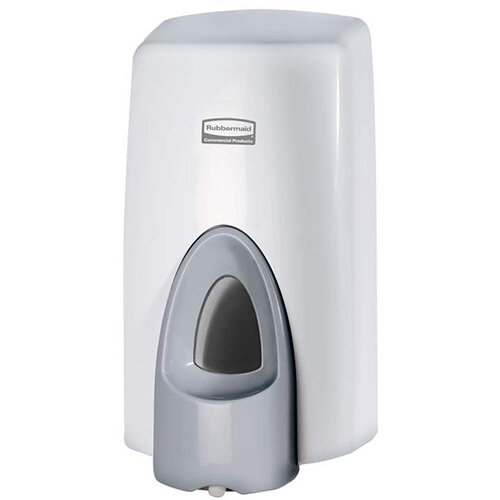 Rubbermaid 800ml Enriched Foam Soap Dispenser White &Grey