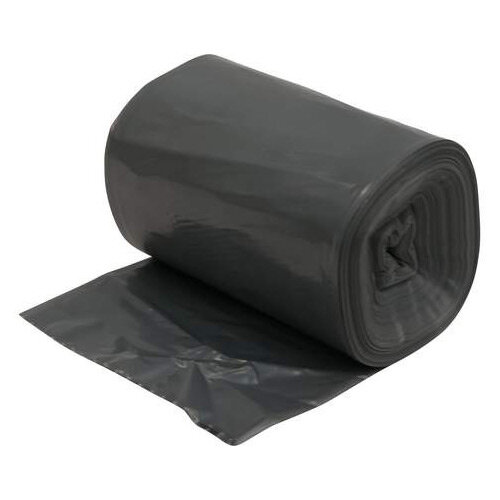 Rubbermaid 75/121L Low Density Polyliner Bags Grey