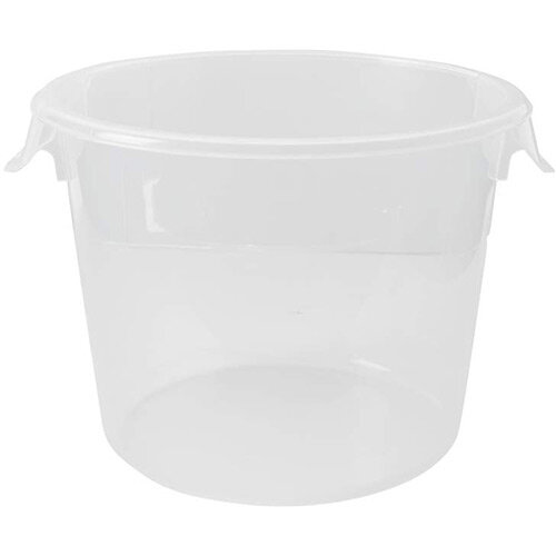 Rubbermaid 5.7L Round Storage Container Clear