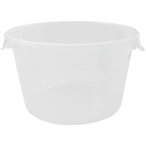 Rubbermaid 11.4L Round Storage Container Clear