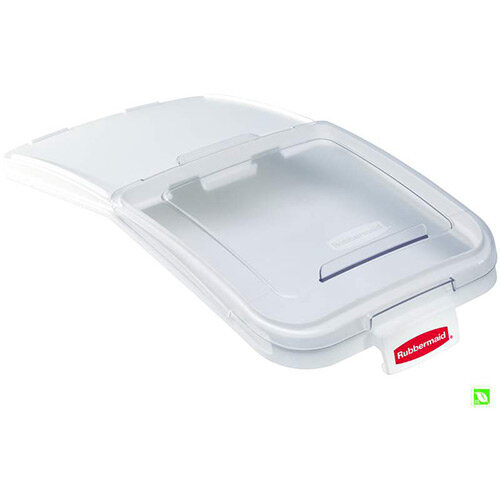 Rubbermaid ProSave Sliding Lid with 0.9L Scoop for FG360288 99L Ingredient Bin Clear