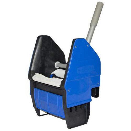 Rubbermaid Mop Bucket Down Pressure Wringer Blue