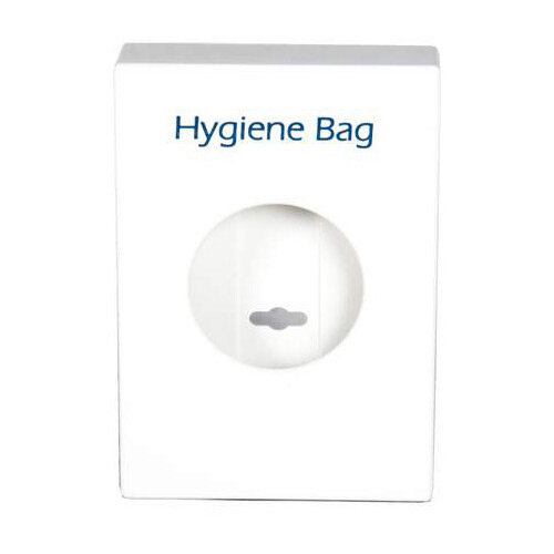 Rubbermaid Sanitary Bag Dispenser White