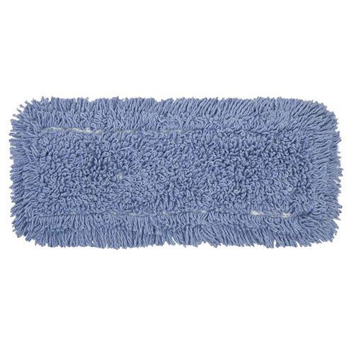 Rubbermaid Anti-Microbial Sani Mop Head 46 x 17cm Blue