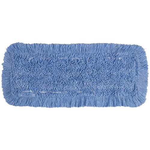 Rubbermaid Anti-Microbial Step Mop Head 46 x 17cm Blue