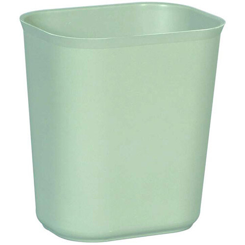 Rubbermaid Fire Resistant Wastebasket 13.2L Grey