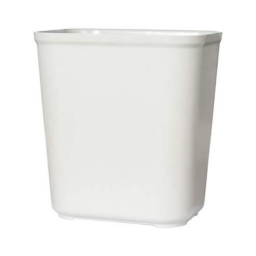 Rubbermaid Fire Resistant Wastebasket 26.5L Grey