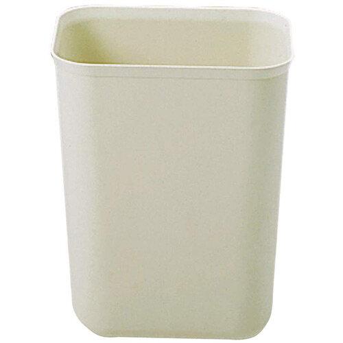 Rubbermaid Fire Resistant Wastebasket 6.6L Beige