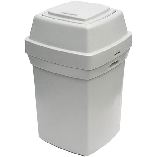 Rubbermaid Nap2 65L Sanitary Nappy Bin 710x410x410mm Grey