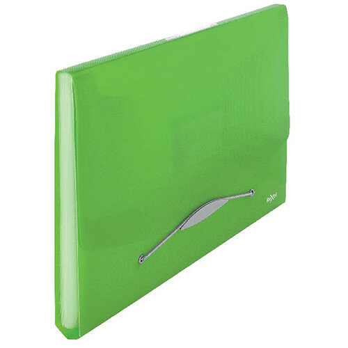 Rexel Choices Expanding Project File A4 Green 2115666