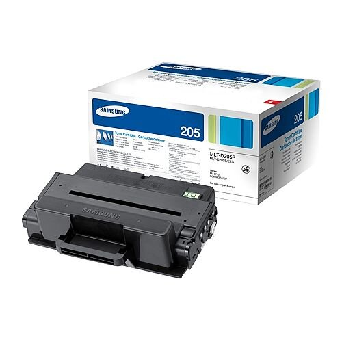 Samsung  MLT-D205E Black Extra High Capacity Laser Toner Cartridge