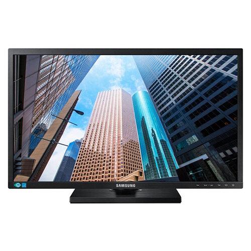 Samsung 24 inch Black Full HD Computer Monitor LS24E45KBSV/EN