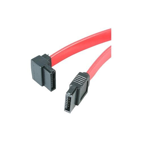 StarTech 6in SATA to Left Angle SATA Serial ATA Cable SATA for Optical Drive