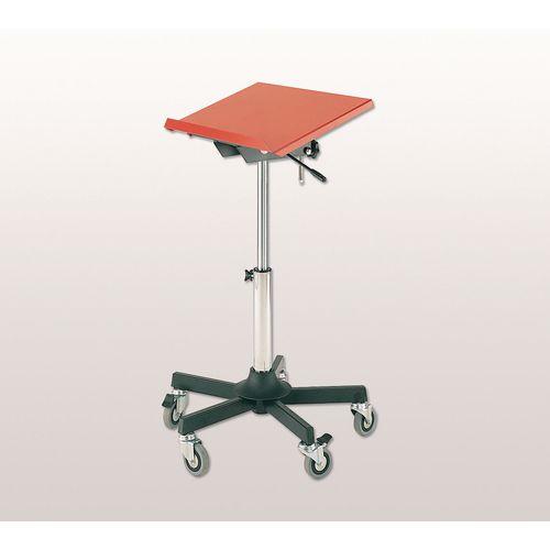 Mobile Work Stand Adjustable Single 500x300mm 309291